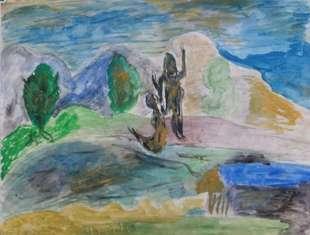 peindre 0087