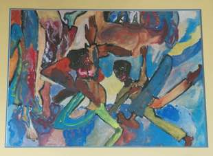 peindre 0107
