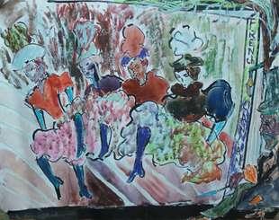 peindre 0189