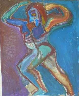 peindre 2001