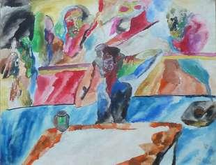 peindre 2356