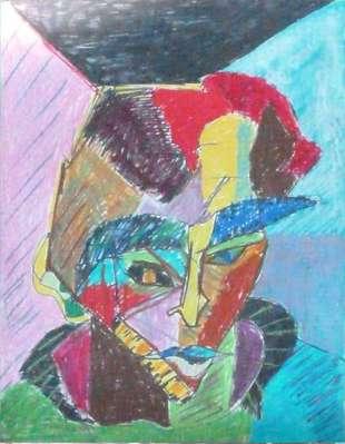 peindre 3054