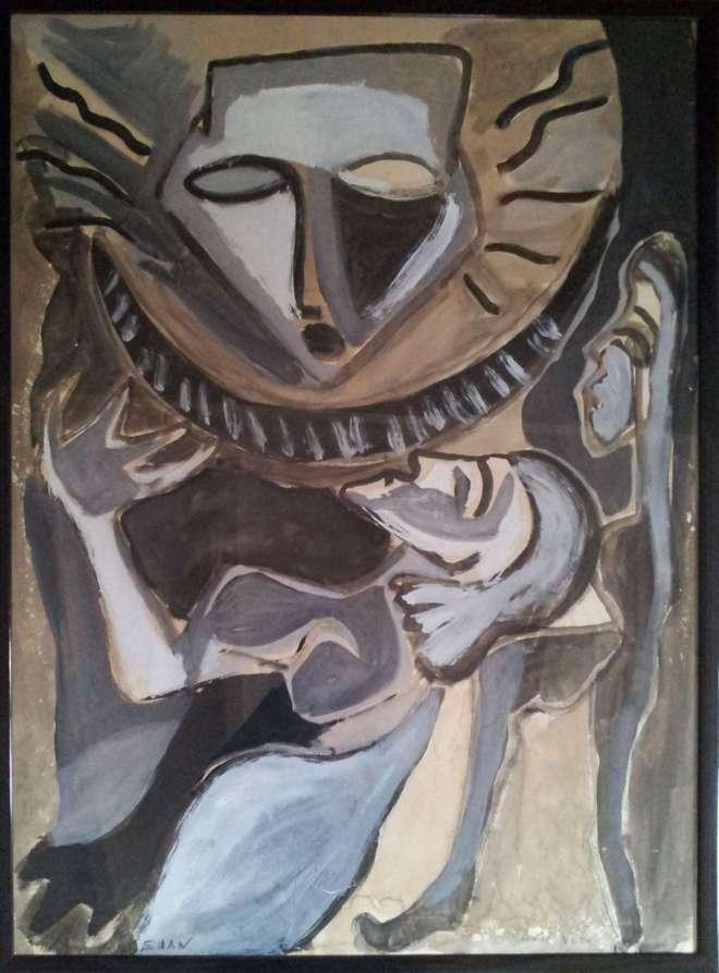 peindre 0096