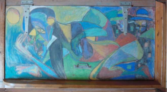 peindre 0154