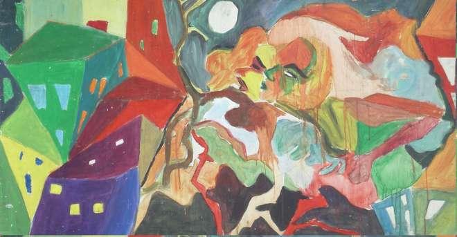 peindre 2124